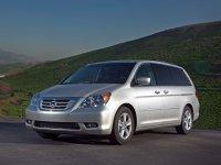 Honda Odyssey, 3 поколение [рестайлинг], Us-spec минивэн, 2007–2010