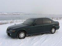Honda Rafaga, 1 поколение, Седан, 1993–1997