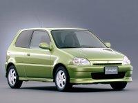Honda Logo, 1 поколение [рестайлинг], Хетчбэк 3-дв., 1998–2000