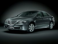 Honda Legend, 4 поколение [рестайлинг], Седан, 2008–2010
