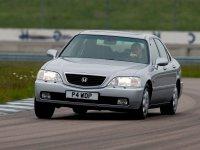 Honda Legend, 3 поколение [рестайлинг], Седан, 1998–2004