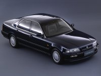 Honda Legend, 2 поколение, Седан, 1990–1996