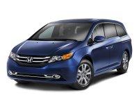 Honda Odyssey, 4 поколение [рестайлинг], Us-spec минивэн 5-дв., 2011–2018