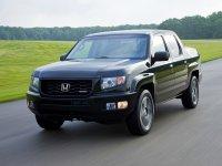 Honda Ridgeline, 1 поколение [рестайлинг], Пикап, 2008–2014