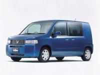 Honda Mobilio, 1 поколение, Spike минивэн 5-дв., 2001–2005