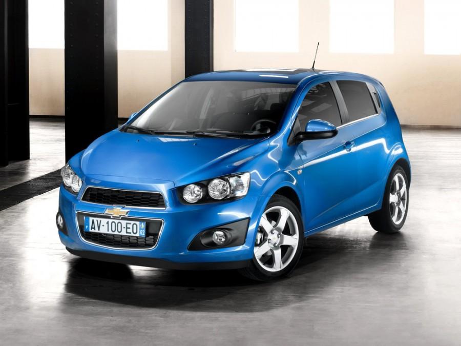 Chevrolet Aveo хетчбэк, 2012–2016, T300 - отзывы, фото и характеристики на Car.ru