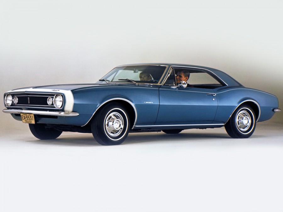Chevrolet Camaro купе, 1967, 1 поколение - отзывы, фото и характеристики на Car.ru