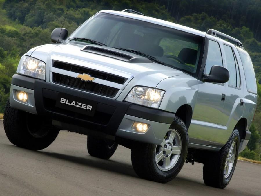 Chevrolet Blazer BR-spec внедорожник, 2008–2011, 5 поколение [рестайлинг] - отзывы, фото и характеристики на Car.ru