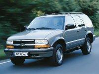 Chevrolet Blazer, 4 поколение [рестайлинг], Внедорожник 5-дв., 1997–2005