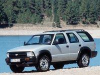 Chevrolet Blazer, 4 поколение, Внедорожник, 1995–1997