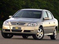 Chevrolet Astra, 2 поколение [рестайлинг], Седан, 2003–2011