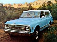 Chevrolet Blazer, 1 поколение, Внедорожник