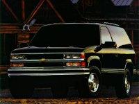 Chevrolet Blazer, GMT400 [4-й рестайлинг], K1500 внедорожник