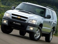 Chevrolet Blazer, 5 поколение [рестайлинг], Br-spec внедорожник, 2008–2011