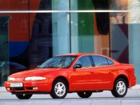 Chevrolet Alero, 1 поколение, Седан, 1999–2004