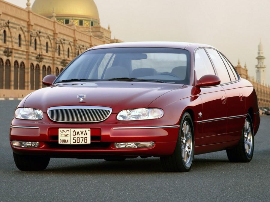 Chevrolet Caprice седан, 2000–2003, 5 поколение - отзывы, фото и характеристики на Car.ru