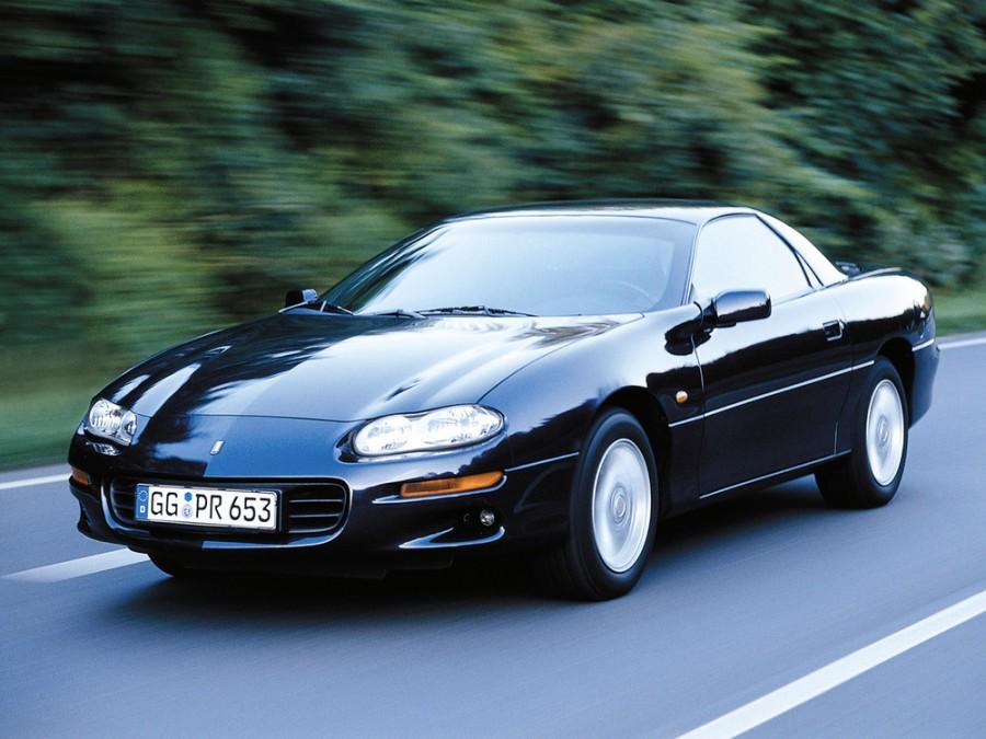 Chevrolet Camaro купе, 1998–2002, 4 поколение [рестайлинг] - отзывы, фото и характеристики на Car.ru