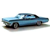Chevrolet Caprice, 1965, 1 поколение, Sport sedan хардтоп