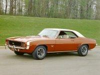 Chevrolet Agile, 1 поколение [2-й рестайлинг], Rs купе 2-дв., 1969