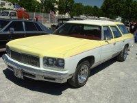 Chevrolet Caprice, 2 поколение [4-й рестайлинг], Kingswood estate универсал, 1975