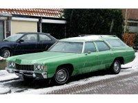 Chevrolet Caprice, 1971, 2 поколение, Kingswood estate универсал