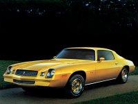 Chevrolet Camaro, 2 поколение [2-й рестайлинг], Купе 2-дв., 1978–1981