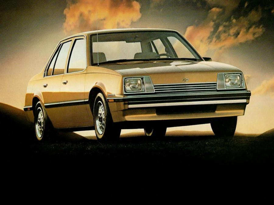 Chevrolet Cavalier седан, 1981–1983, 1 поколение - отзывы, фото и характеристики на Car.ru