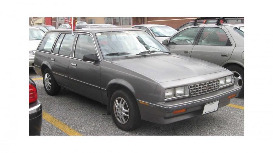 Chevrolet Cavalier Station Wagon универсал, 1983–1987, 1 поколение [рестайлинг] - отзывы, фото и характеристики на Car.ru