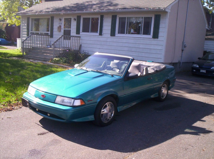 chevy cavalier convertible - 1133×660
