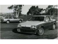 Chevrolet Cavalier, 1 поколение, Купе, 1981–1983
