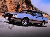 Chevrolet Celebrity, 1 поколение [рестайлинг], Седан, 1983–1985