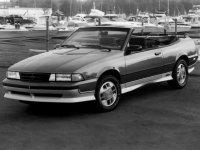 Chevrolet Cavalier, 2 поколение, Кабриолет, 1987–1990