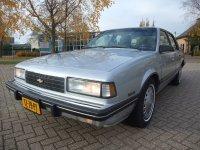 Chevrolet Celebrity, 1 поколение [3-й рестайлинг], Седан 4-дв., 1987–1989
