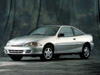 Chevrolet Cavalier, 3 поколение [рестайлинг], Купе, 1999–2002