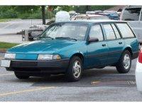 Chevrolet Cavalier, 2 поколение [рестайлинг], Универсал, 1990–1994