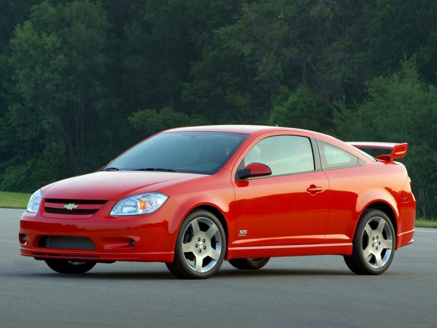 Chevrolet Cobalt SS купе 2-дв., 2004–2007, 1 поколение - отзывы, фото и характеристики на Car.ru