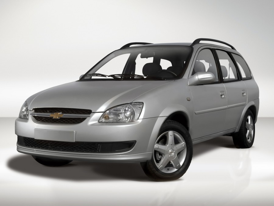 Chevrolet Classic Station Wagon универсал, 2 поколение - отзывы, фото и характеристики на Car.ru