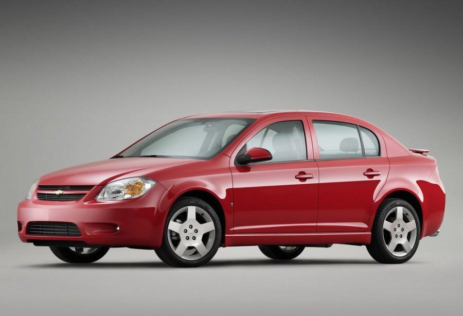 Chevrolet Cobalt SS седан, 2008–2010, 1 поколение [рестайлинг] - отзывы, фото и характеристики на Car.ru
