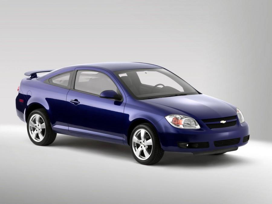 Chevrolet Cobalt купе, 2004–2007, 1 поколение - отзывы, фото и характеристики на Car.ru