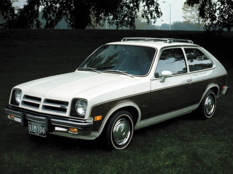 Chevrolet Chevette хетчбэк, 1976–1977, 1 поколение - отзывы, фото и характеристики на Car.ru
