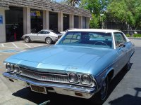 Chevrolet Chevelle, 1968, 2 поколение, Concours sport sedan хардтоп