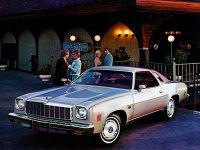 Chevrolet Chevelle, 3 поколение [2-й рестайлинг], Classic купе 2-дв., 1975