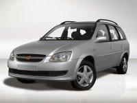 Chevrolet Classic, 2 поколение, Station wagon универсал
