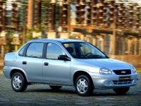 Chevrolet Classic, 1 поколение [рестайлинг], Седан