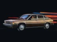 Chevrolet Citation, 1 поколение, Хетчбэк 5-дв., 1980–1985