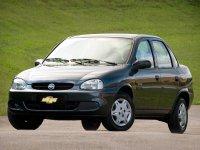 Chevrolet Classic, 1 поколение, Седан