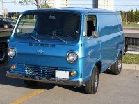Chevrolet Chevy Van, 1 поколение, Фургон, 1964–1966