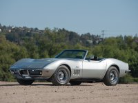 Chevrolet Corvette, C3, Sting ray кабриолет, 1968–1969