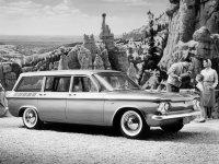 Chevrolet Corvair, 1 поколение [рестайлинг], Lakewood универсал, 1961–1965