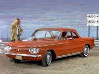 Chevrolet Corvair, 1 поколение [2-й рестайлинг], Купе, 1962